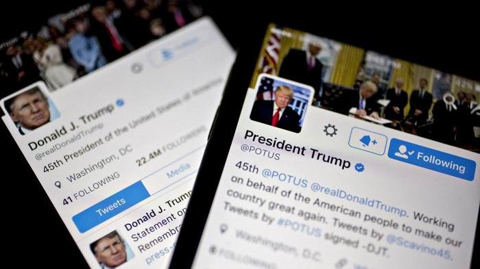 Trump va a dictar una orden relacionada con las redes sociales