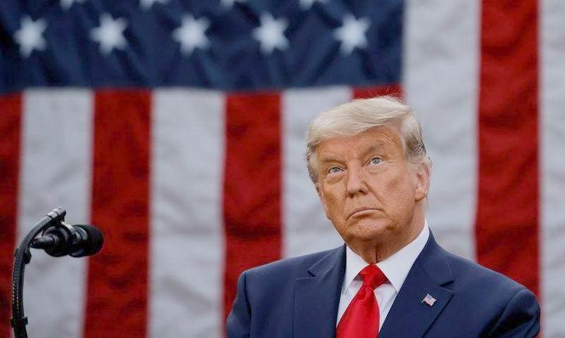 Lanza Trump intento desesperado para revertir su derrota