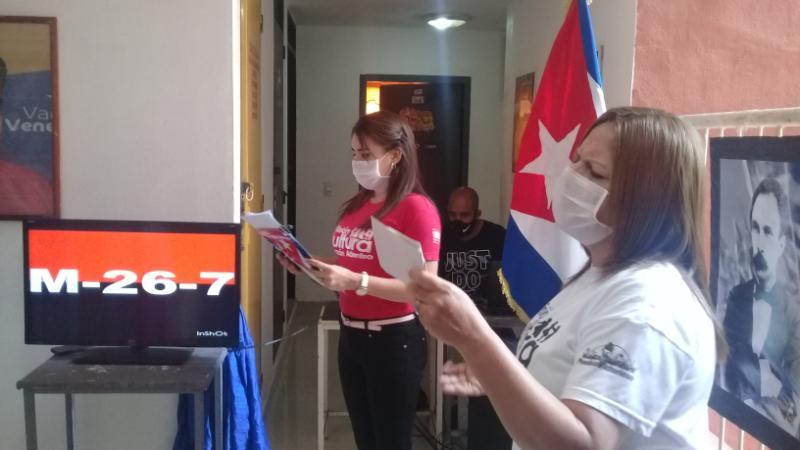 En Audio: Celebran el 26 en Venezuela