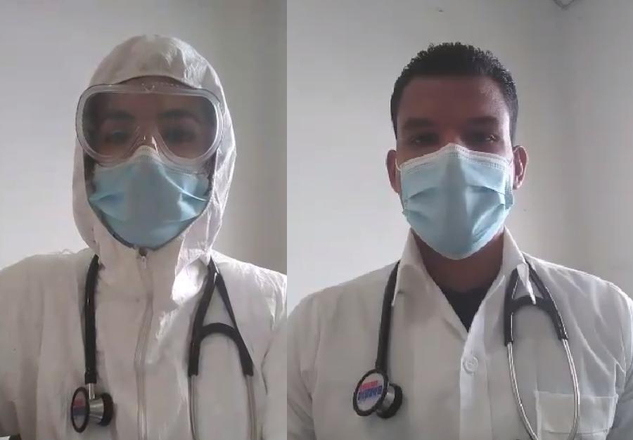 🎧 Yannelis y Alejandro, dos tuneros en Venezuela