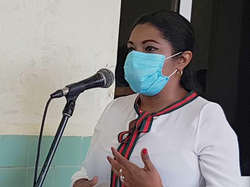 Reconocen protagonismo juvenil en Camagüey frente a la COVID-19