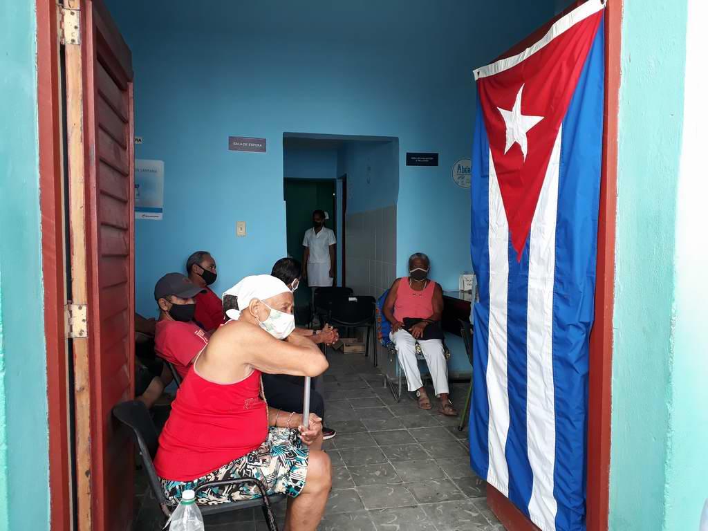 Intervención sanitaria en La Habana: participación de todos