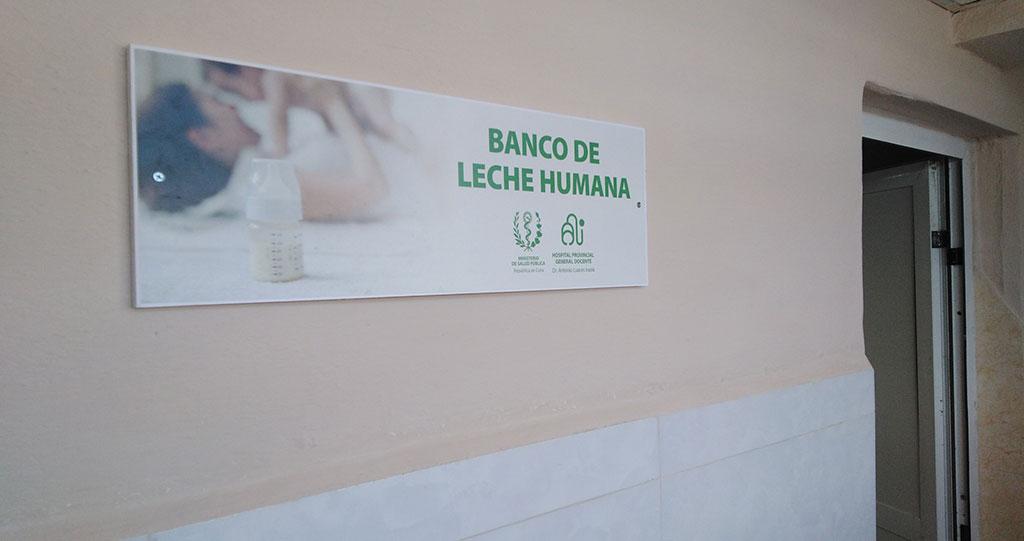 Inauguran Banco de Leche Humana en Ciego de Ávila
