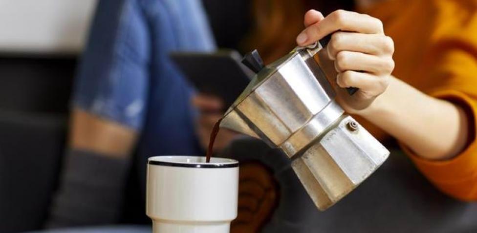 Tomar café con precauciones