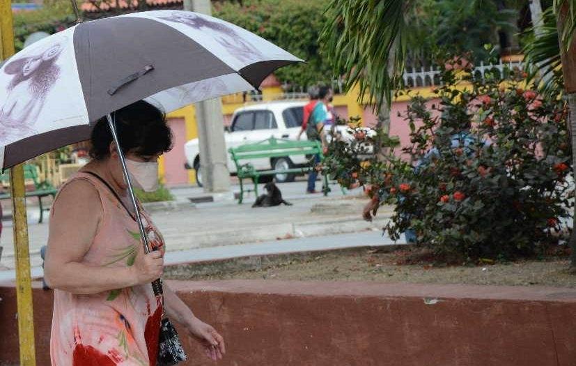 El tiempo en Cuba para el 9 de septiembre de 2021