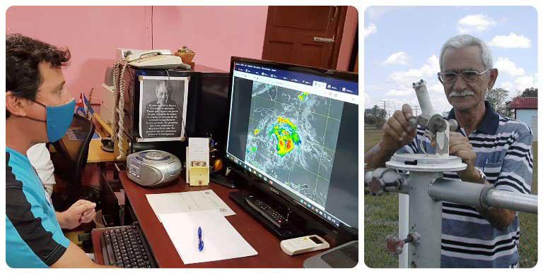 Centro Meteorológico de Camagüey, 55 años al servicio de la ciencia cubana y del pueblo (+Audio)