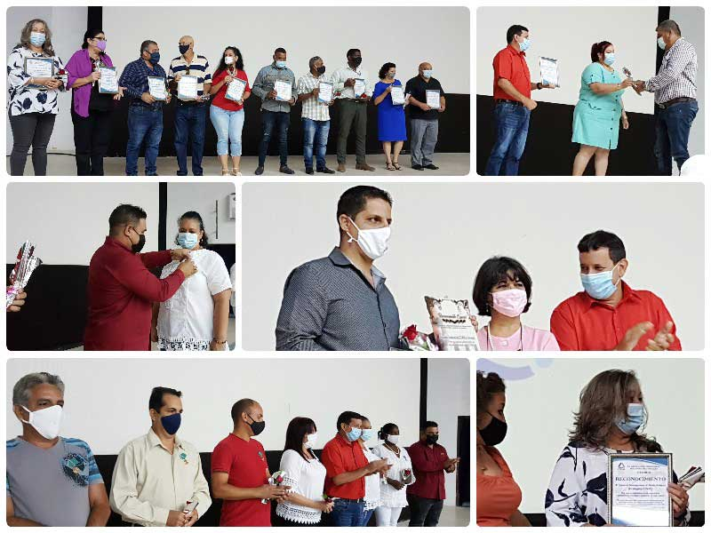 Acto provincial por el Día de la Ciencia Cubana en Camagüey (+Audio)
