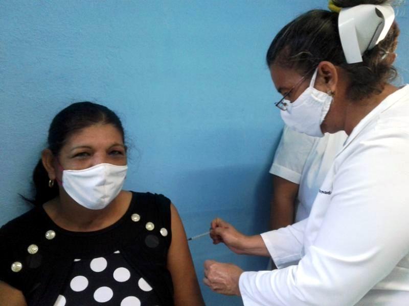 En Audio: Agradecen cienfuegueros vacunación masiva con Abdala