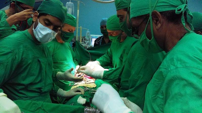 En Audio: Trasplantes de órganos para la vida en Camagüey