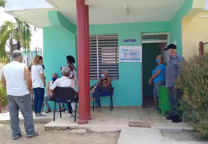 Abdala llegó a Miraflores Nuevo (+Audio)