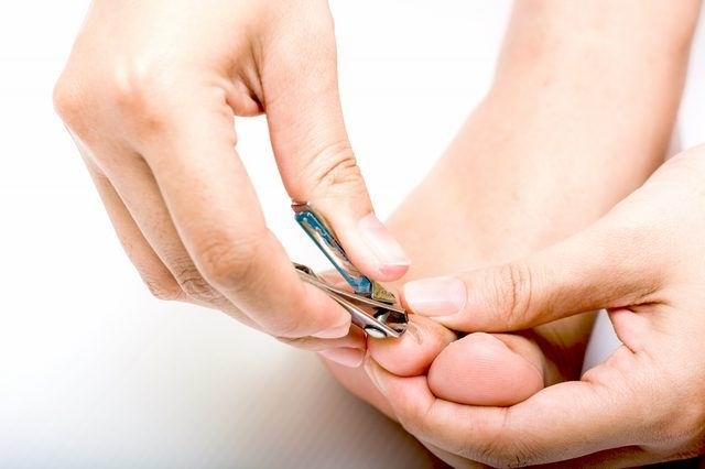 Un buen corte de uñas