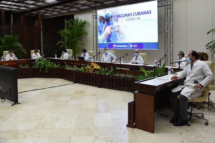 Cuba makes progress in vaccinating its people with homegrown anti-Covid-19 candidates