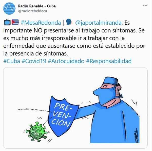 Destaca ministro cubano de Salud impacto de viajeros en rebrote de COVID-19