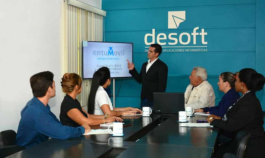 GEIC: Informatizar procesos y servicios en el entorno económico cubano (+Audio)