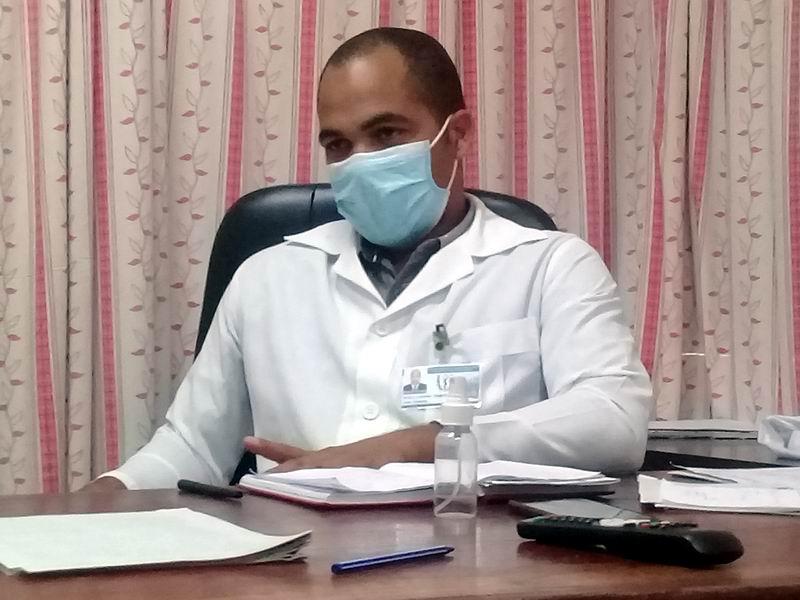 Olegario Leyva Escalona, Especialista en Primer grado en Ginecología y Obstetricia