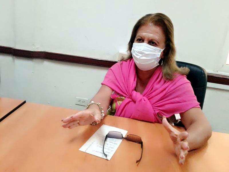 Especialista de Segundo Grado en Pediatría, Doctora Ileana García Rodríguez