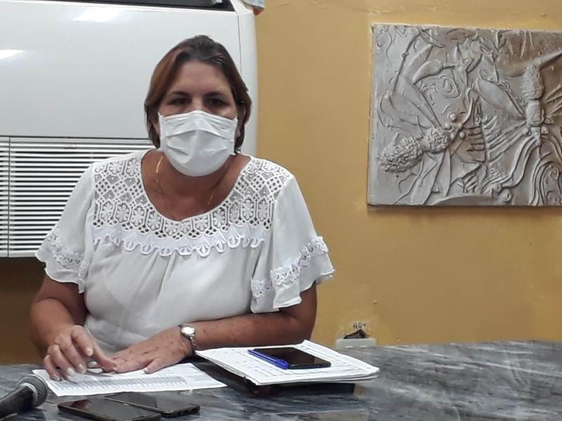 Directora de Educación Nuris Peña