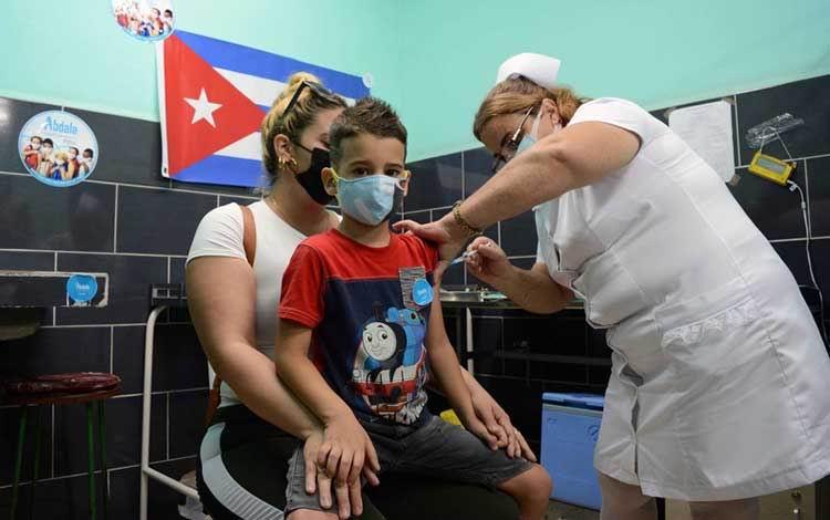 Representante de la OPS/OMS en Cuba: Vacunar a los niños, una decisión importante (+Audio)