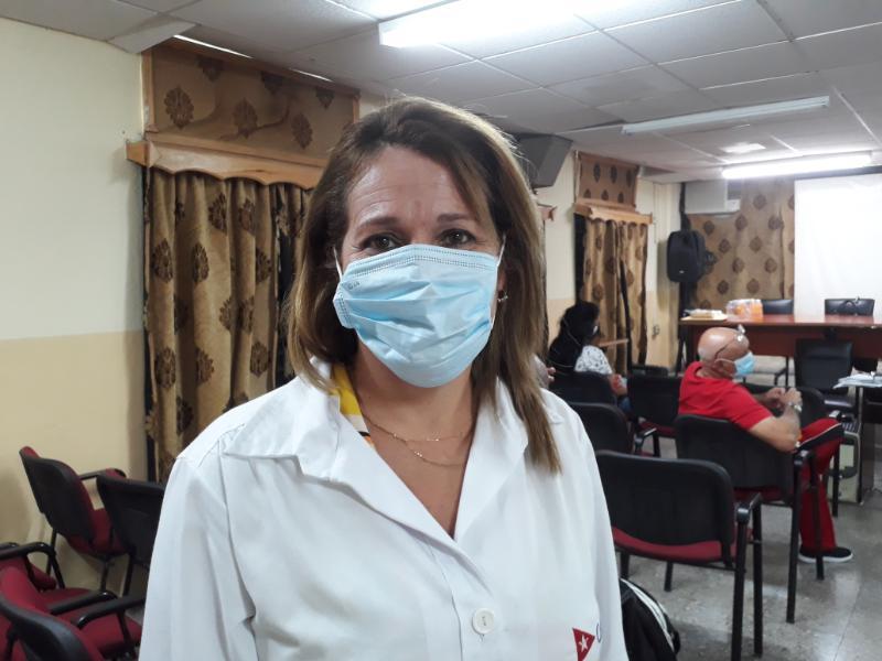 Soberana 02 avanza por ensayo clínico fase IIB ampliado en municipio Plaza de la Revolución
