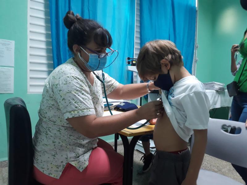 Soberana-Pediatría: 24 horas después del primer pinchazo (+Audio)