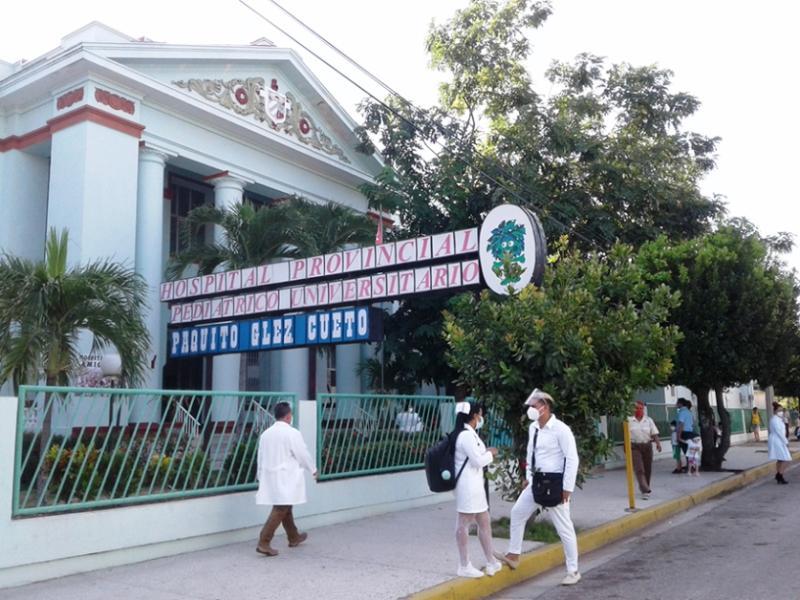 Ensayo Clínico Soberana Plus Pediatría comienza en Cienfuegos (+Audio)