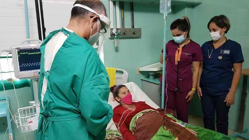 La luz del milagro de la Salud Pública en Camagüey