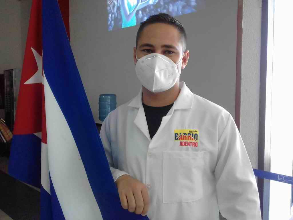 Corazón cubano contra los monstruos del Amazonas (+Audio)