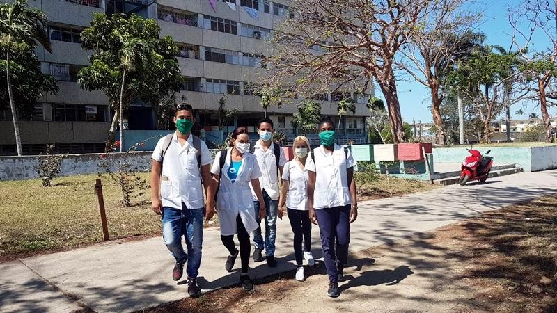 Graduados de Ciencias Médicas de Camagüey reforzarán sistema de Salud para enfrentar COVID-19