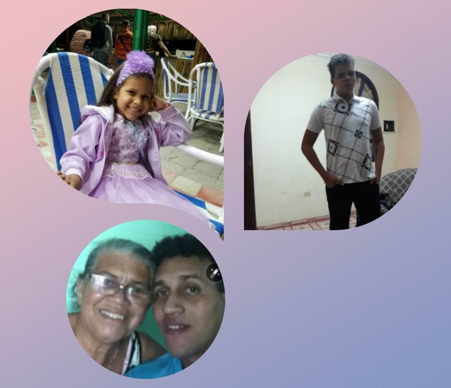 Familia de Kenia Rodríguez Blanco
