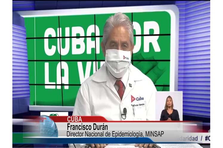 Reportan en Cuba 650 nuevos casos de COVID-19 (+Video)