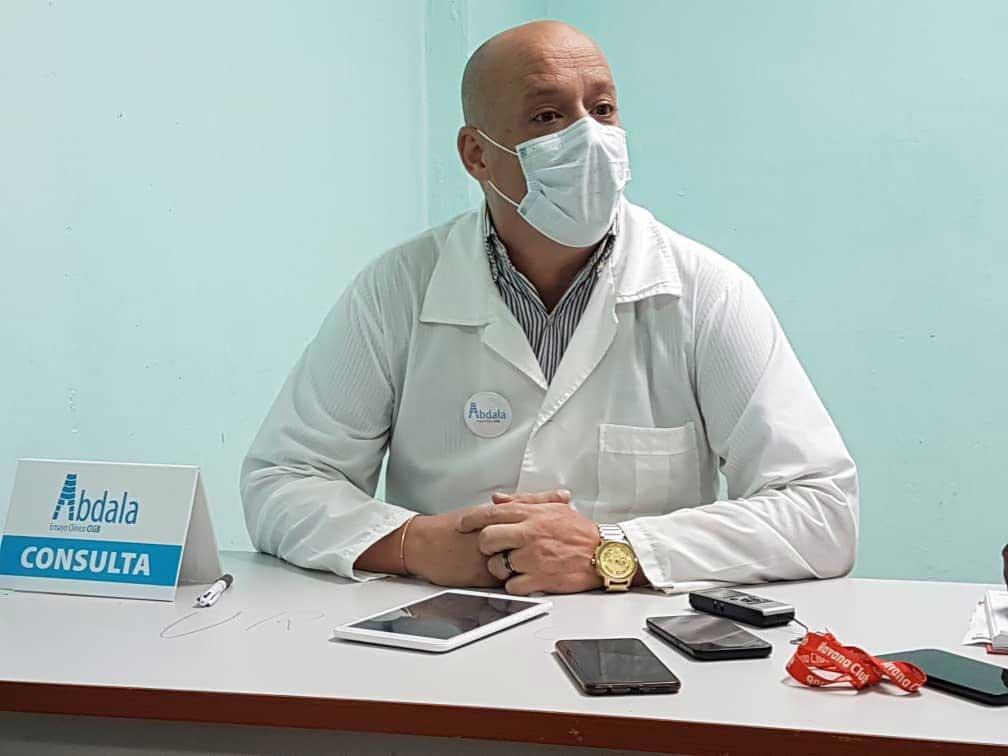 Evalúan eficacia de candidato vacunal Abdala