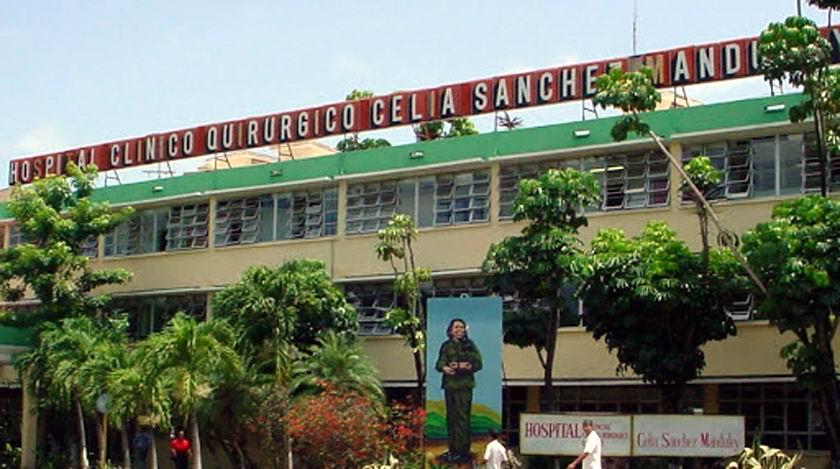Hospital Celia Sánchez Manduley
