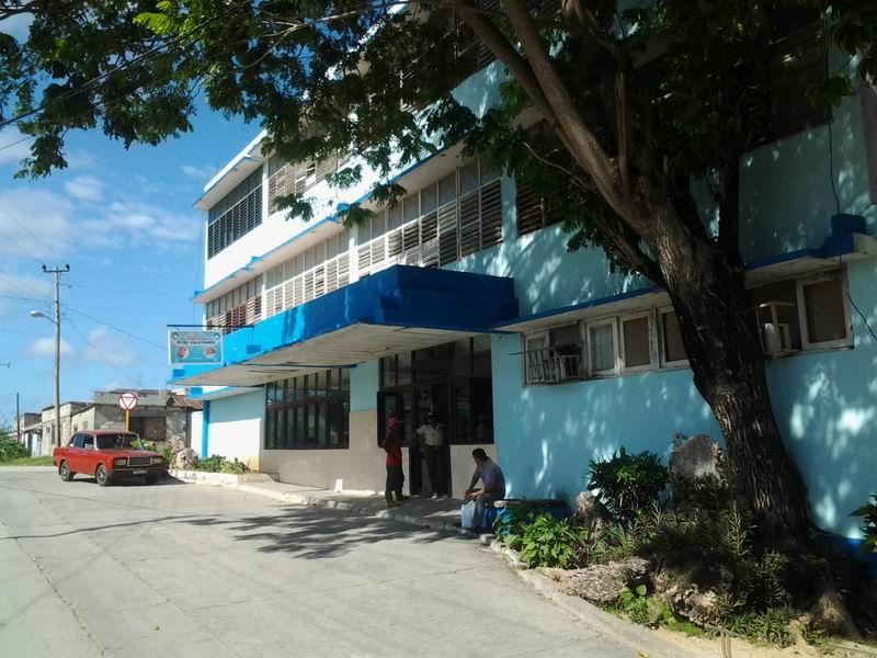 Hospital provincial ginecobstétrico Fe del Valle Ramos, de Manzanillo