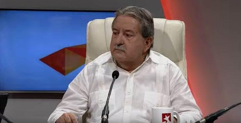Dr. Celso Pazos Alberdi, Director General del Instituto de Meteorología