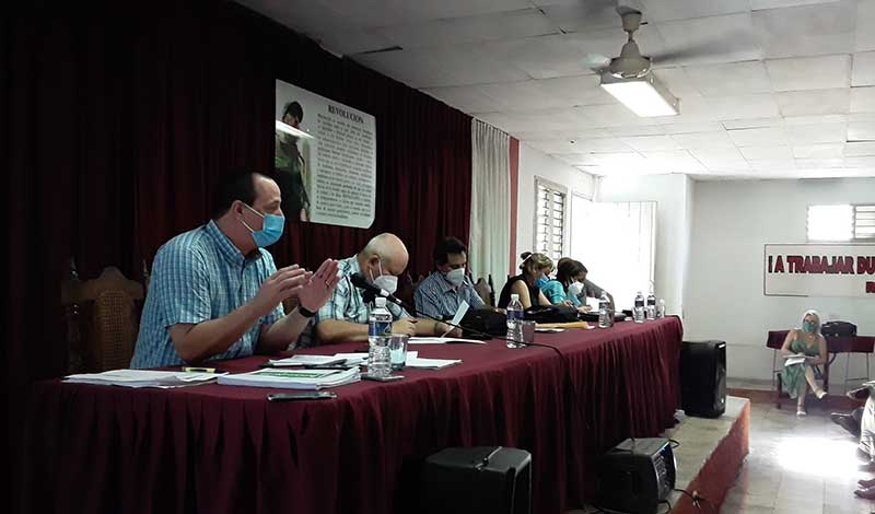 Cuban protocol for action against COVID-19 modified