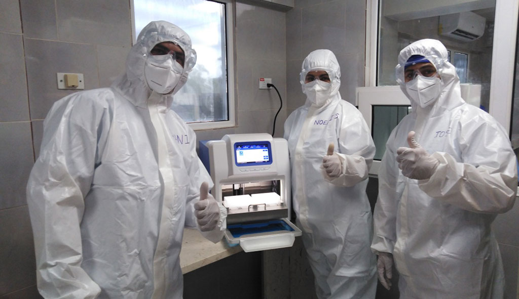 Inaugurado Laboratorio de Biología Molecular en Las Tunas