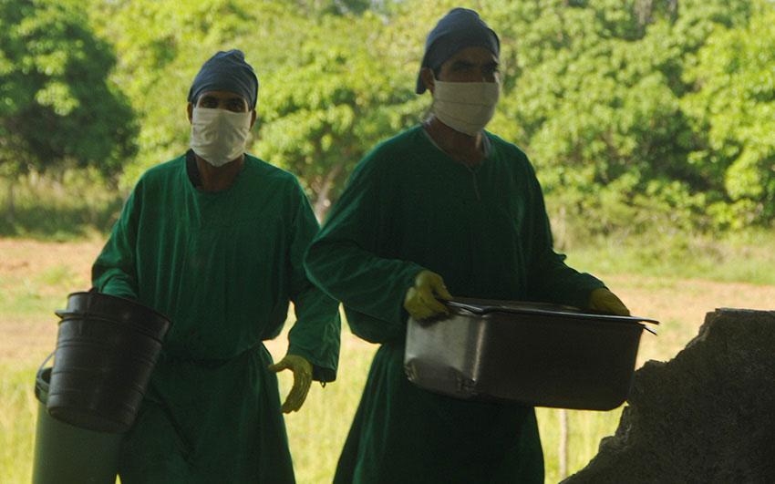 En Las Tunas, dando el pecho a una pandemia