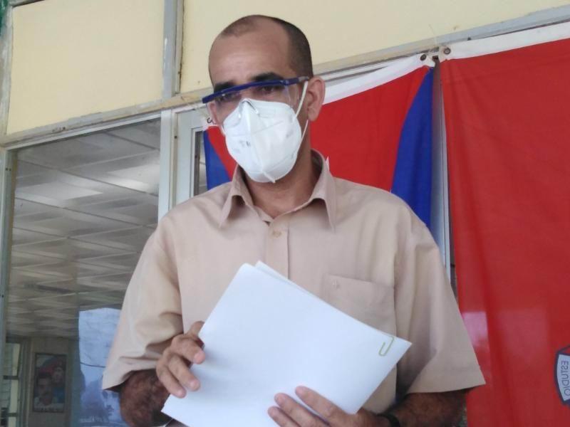 Doctor Maikel Fernández López