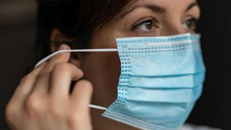 El nasobuco, la pieza indispensable de estos tiempos