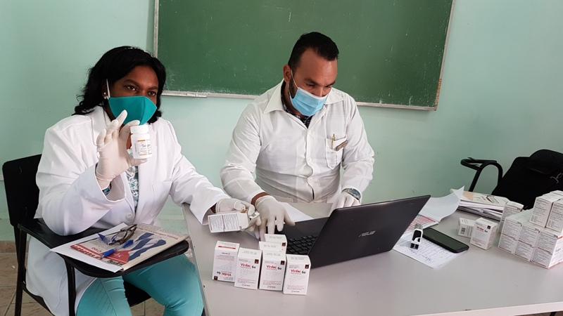 Nuevo tratamiento para la cura de la Hepatitis viral C se aplica en Camagüey