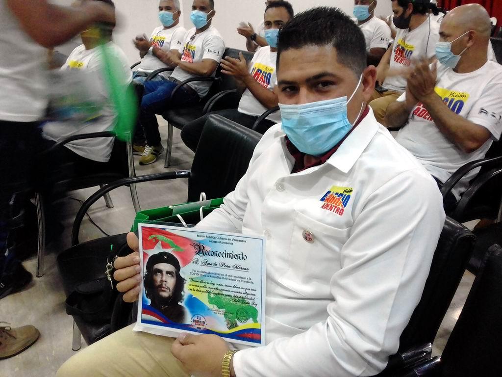 En Audio: Los valientes de Mérida son recibidos con honores