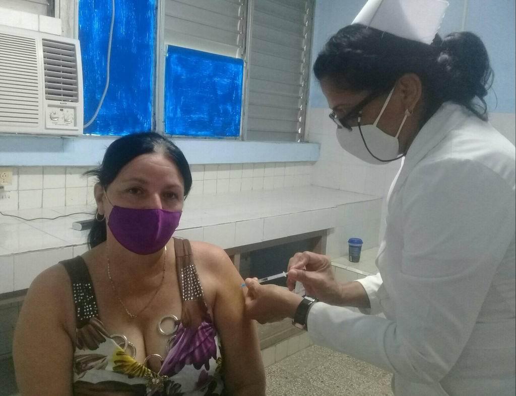 Nilvia Lotti Leyva, directora del Círculo Infantil Amiguitos de Camilo