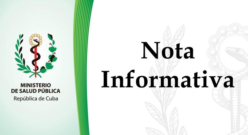 Informa Minsap sobre evento en hospital provincial de Guantánamo
