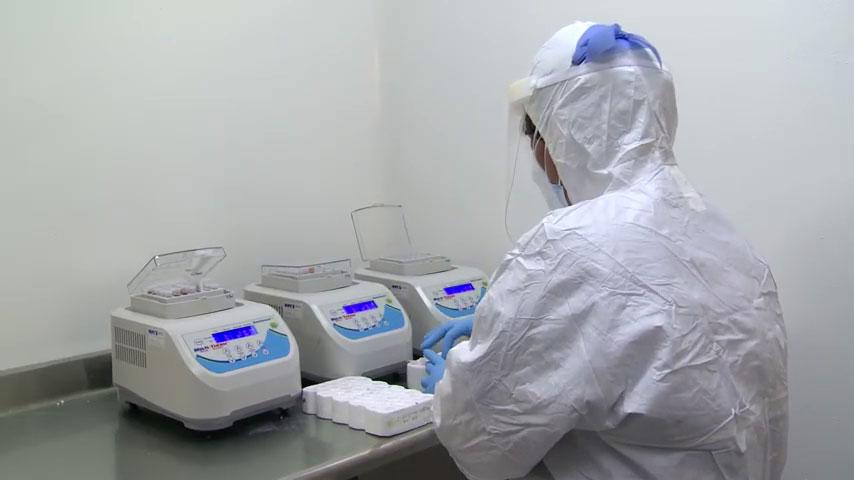 Intensifican análisis de PCR en Venezuela