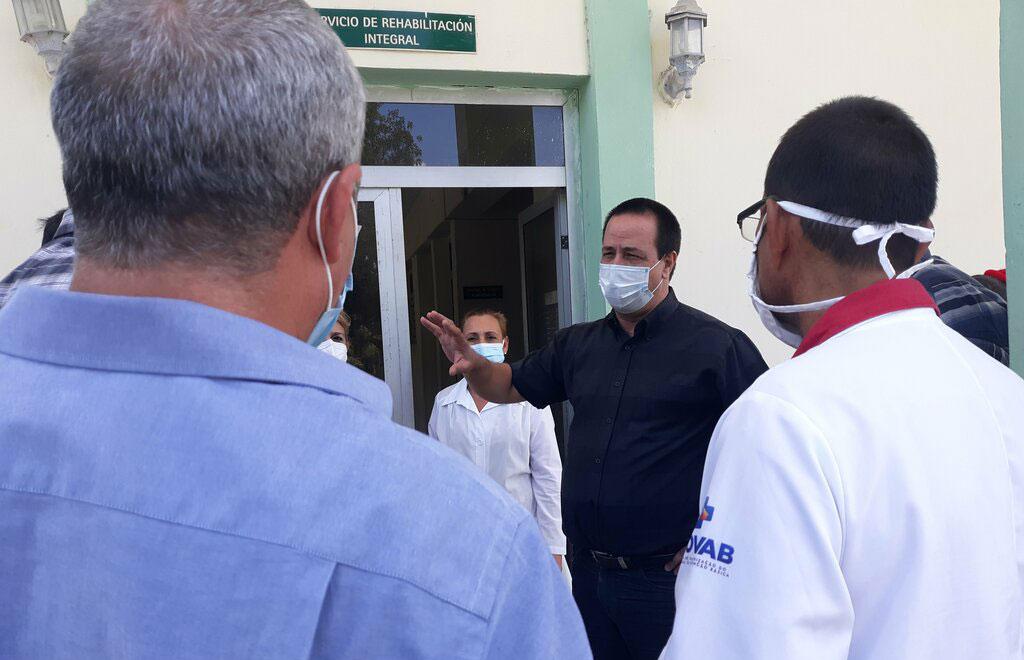 Portal Miranda evaluó la situación epidemiológica en Las Tunas