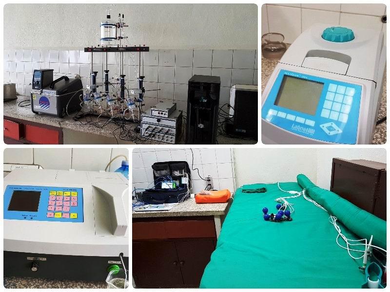 Centro de Inmunología y Productos Biológicos en Universidad Ciencias Médicas de Camagüey
