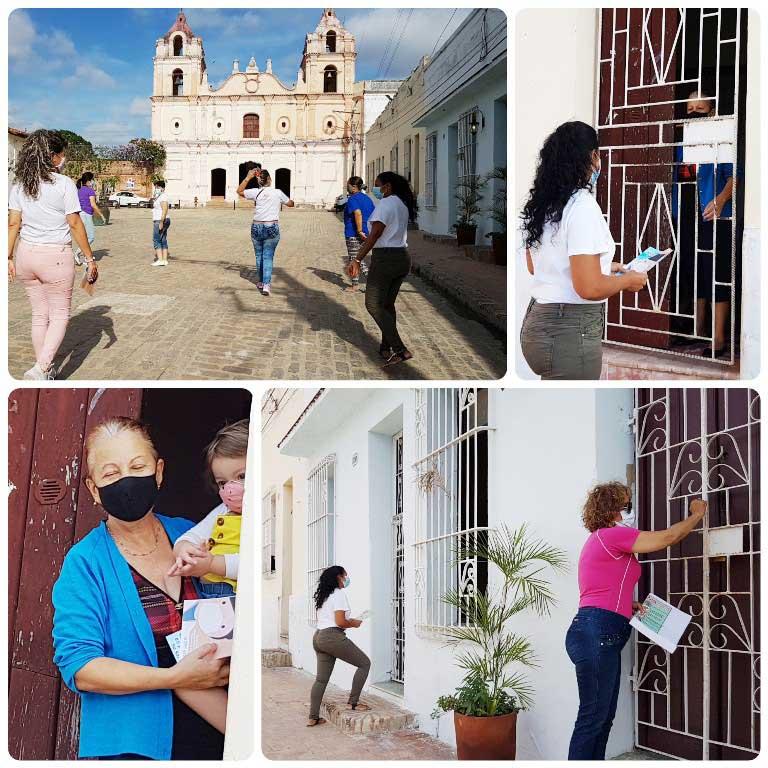 Camagüey por la salud de la comunidad