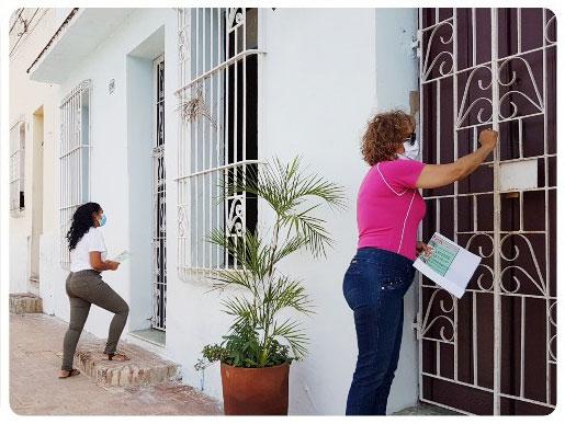 Camagüey: convocan a reforzar control de la COVID-19 ante alza de casos positivos