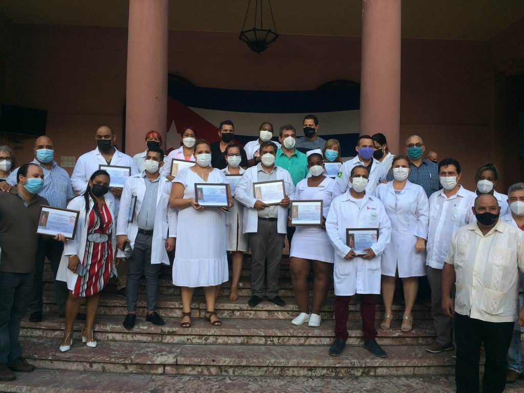 La Habana concluye intervención con 1 400 000 personas vacunadas