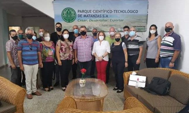 Intercambia Ministra de Comunicaciones con trabajadores del sector en Matanzas